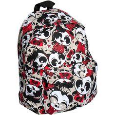 Эмо рюкзаки рюкзак малый львенок и черепаха