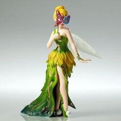 Couture de Force Disney Showcase Tinker Bell Masquerade 4046627 NIB 2015