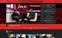 YouTube Gaming launches event pages to make finding coverage easier starting with E3