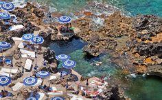 Le Fontelina, Capri Italy