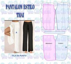 PANTALON THAI