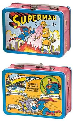Vintage Collectors Metal and Retro Kid's Lunch Boxes