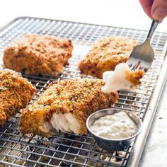 Homemade Tartar Sauce is so much better than out of a bottle, you'll never go back to store-bought again! Made with simple ingredients and taking all of about two minutes, this is the best tartar sauce recipe! Oven Fried Fish, Crispy Oven Fries, Fries In The Oven, Best Tartar Sauce Recipe, Homemade Tartar Sauce, Sauce Recipes, Sweet Pickles, Americas Test Kitchen, Gordon Ramsay