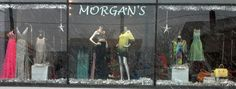 031815...Morgan's changed their window display...OPEN SUNDAYS 12-4  Come to MORGAN'S for FABULOUS SAVINGS and FRESH FASHIONS for the NEW SEASON...in spite of the weather...PROM, WEDDINGS, BLACK TIE, DRESSES,SEPARATES and PERSONALIZED SERVICE!. ..MENTION THIS POST and save $20 on purchases of $100 or more . .(sale merchandise not included)