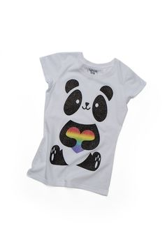 Girls Panda Graphic Tee (available only in stores) Click image to see weekly ad