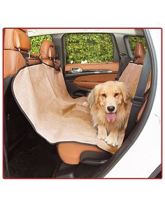 Car Cases 600d Oxford Cloth Waterproof Pet Dog Car Seat Cover Hammock Style Universal Fits Most Cushion Fit Most Cars Suv Vans Available In Various Designs And Specifications For Your Selection