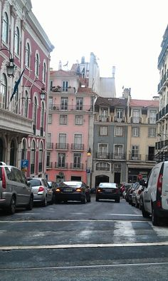 Lisbon houses