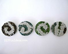 HOW TO MAKE CRUSHED GLASS