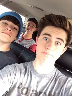 Cam Nash and Hayes