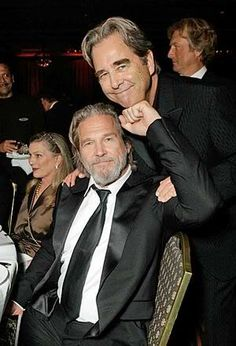 Jeff & Beau Bridges  brothers