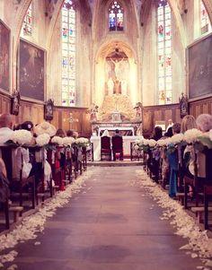 Idées pour une décoration d'église réussie
