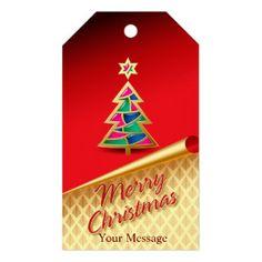 Merry Christmas 46 Gift Tags