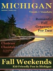Romantic Getaway Ideas for Two this Fall in Michigan