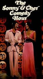 The Sonny & Cher Comedy Hour (TV 1971-74) American variety show starring pop singer Cher and her husband, Sonny Bono.