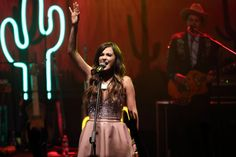 Kacey Musgraves follows her arrow and delivers a feisty performance on July 6 in London