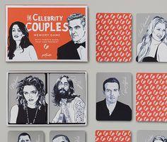 Printworks the celebrity couples memory - keck en Lisa