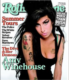 Amy Winehouse | June 14, 2007