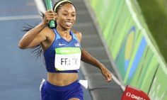 Rio 2016 - Allyson Felix Now Has The Most Gold Medals Of Any Female Runner Ever