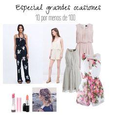 Cinco opciones más por menos de 100 € #fashion #instablog #inspiration #ocasionesespeciales #quemepongo #comovestir