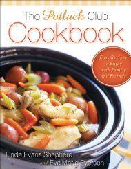 The Potluck Club Cookbook by Linda Evans Shepherd ebook deal