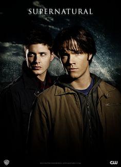 Supernatural Poster  #Supernatural #SPN