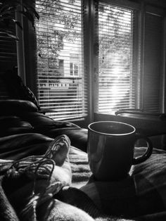 """The coffee steam greeted the ray with a""""good morning... by Undressed Skeleton  #Fitness"""