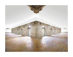Monasterio de San Martín Pinario Santiago de Compostela I 2010  © Candida Höfer / VG Bild-Kunst, Bonn 2010