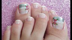 Toe Nail Art, Toe Nails, Nail Art Pieds, Gel Toes, Finger, Sassy Hair, Manicure E Pedicure, Toe Nail Designs, Pretty Nails