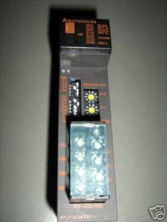 MITSUBISHI A1SJ71UC24-R4 LINK MODULE RS422/485
