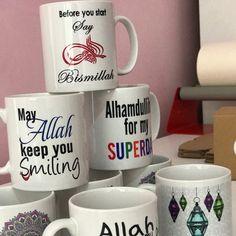 Islamic mugs gift 🎁