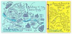 wedding invitations savannah ga map | ... themed weddings ? ♥ Or how about destination wedding ideas