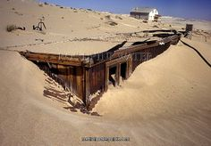 luderitz   Kolmanskop, diamond ghost town near Luderitz, southern Namibia ...
