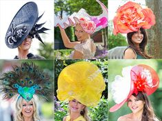 Top That! The Royals Suit Up at Ascot | HAT'S ALL | When at Ascot, one must wear an extravagant hat – a tradition grandly showcased in these spectators' spectacular accessories. From bold bonnets to fashionable fascinators, the competition clearly isn't limited to the racecourse.