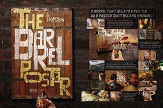 The Barrel Poster