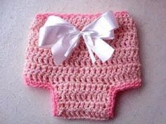 How to Crochet a DIAPER COVER newborn to 3 months, crochet, diy, how to,...