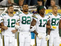 NFL Players are starting to stand for national anthem, rather than kneel. This is a big victory for President Trump.
