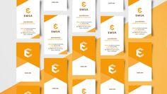 Tarjetas de presentación para EMSA