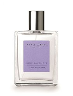 Introducing Acca Kappa Blue Lavender Eau de Cologne  Made in Italy. Get Your Ladies Products Here and follow us for more updates!
