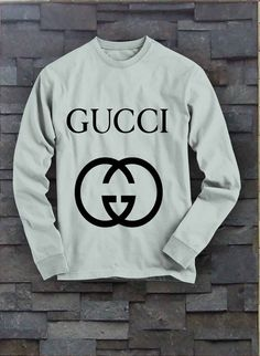 Hey, I found this really awesome Etsy listing at https://www.etsy.com/listing/204823754/long-sleeve-tee-guccimen-t-shirt-sweat