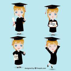Graduate-girl  - Freepik.com-School - Pin-5