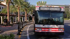 Have you ever wished you could take a bus directly to Disney Springs after a day in one of the four Disney Theme Parks? Wish no more, because Disney buses now transport guests to Disney Springs from Magic Kingdom Park, Epcot, Disney's Animal