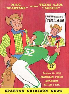 Aggie Football, Michigan State Football, College Football, Football Program, Texas A&m, Sports Art, Minnesota, Champs, Conference