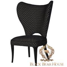Fotel Valentine Elegance BLACK BEAR HOUSE www.blackbearhouse.pl