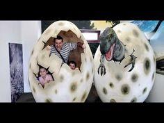جولة في حديقة الديناصورات 🦕🦖