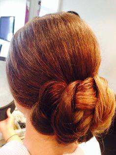 Wedding hairstyles by The powder Room Brisbane