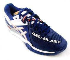 best loved 088d1 a6821 Asics Gel Blast 2014 Squash Shoes, Court Shoes, Asics, Pumps, Pump