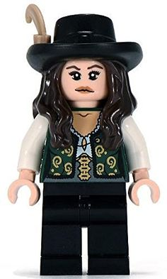 LEGO Minifigure  Pirates of the Caribbean  ANGELICA * Want additional info? Click on the image.
