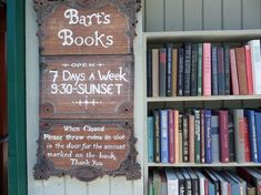 Bart's Books, Ojai: See 70 reviews, articles, and 41 photos of Bart's Books, ranked No.1 on TripAdvisor among 19 attractions in Ojai.
