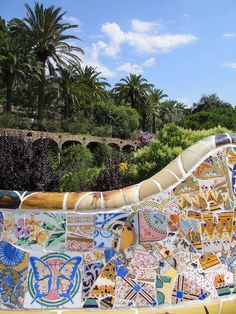 Parc Guell | Barcelona