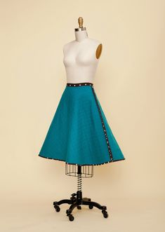 Gertie's New Blog for Better Sewing: Making a Quilted Skirt, Part 1